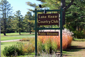 Lake Kezar Country Golf Club