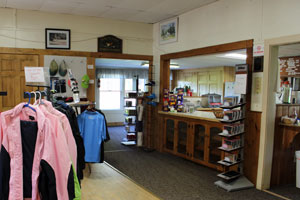 Lake Kezar Country Club - Pro Shop