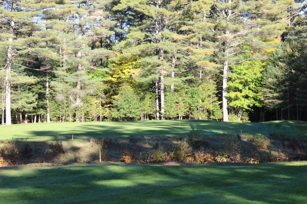 Lake Kezar Country Club in Lovell, ME