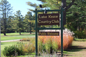 Lake Kezar Country Club - Lovell, ME